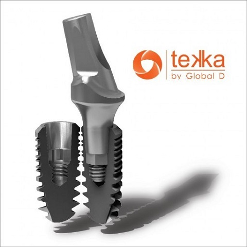 trụ implant tekka
